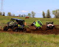 VORRA 2012 Season Opener at Prairie City 4-15-12 UTV 1965